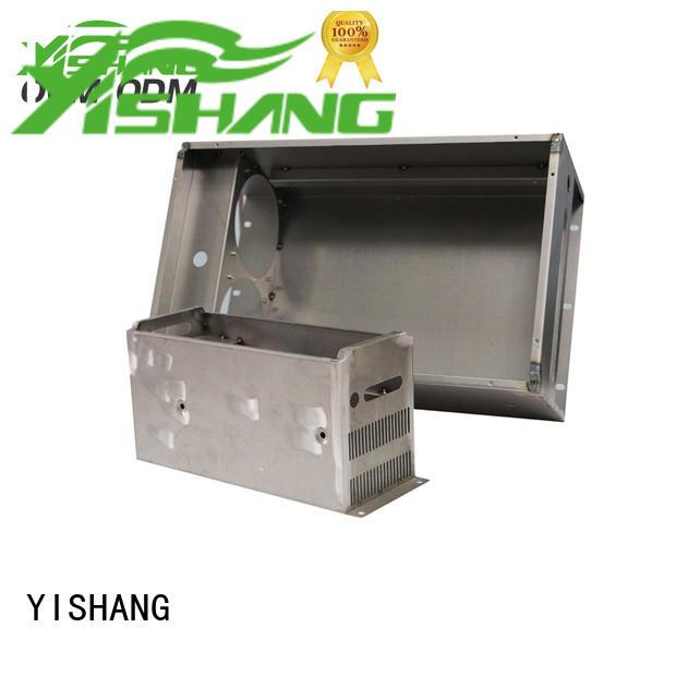 YISHANG elctronics aluminum enclosure electric powder for airport