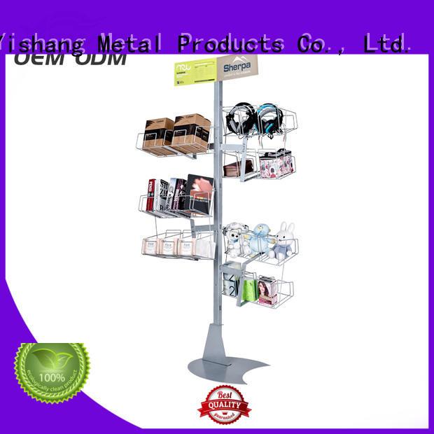 rotating display stand for sale YISHANG