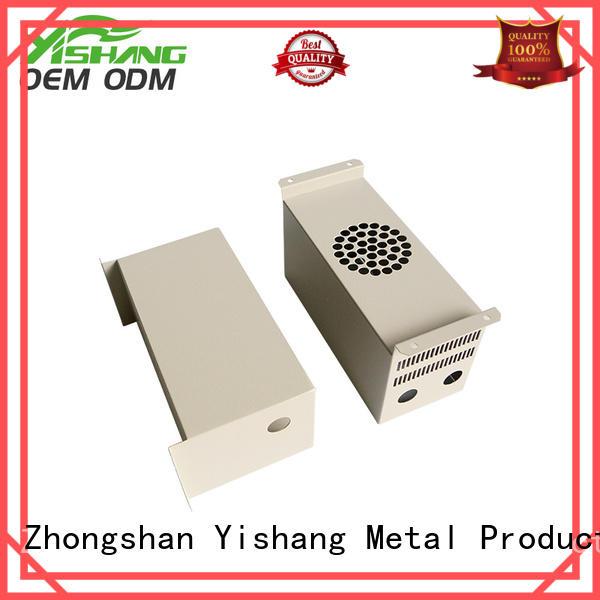 YISHANG metal case electric powder for shopping mall