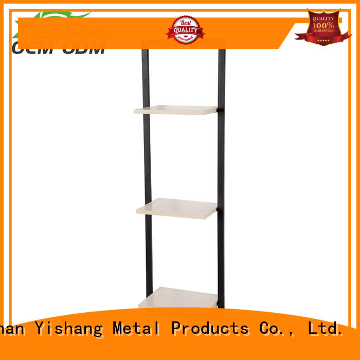 modern wood and metal wall shelves metal for home