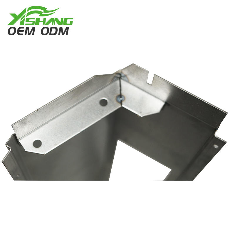YISHANG -Custom Metal Fabrication Custom Sheet Metal Bending Services From China-1