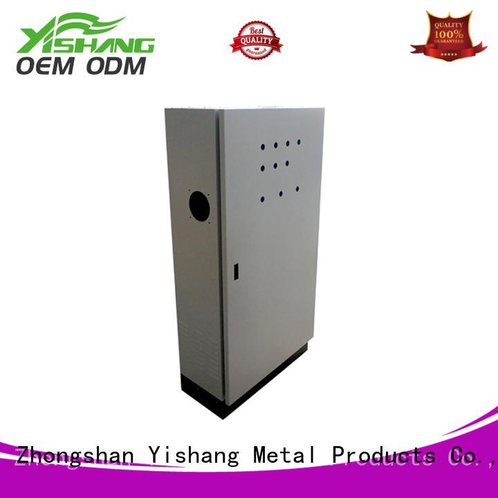aluminum enclosure for shopping mall YISHANG