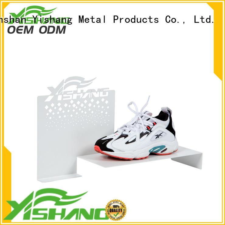 Wholesale rotating shoe display rack YSIHANG Brand