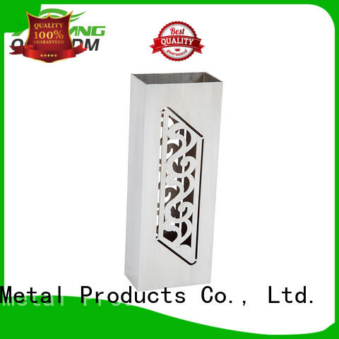 custom metal frame fabrication YISHANG Brand metal parts