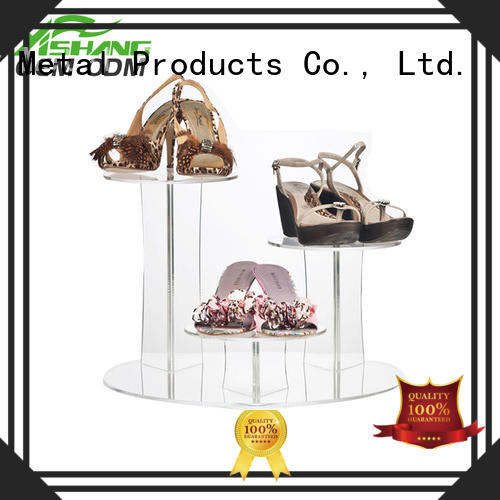 counter table store free shoe display YISHANG