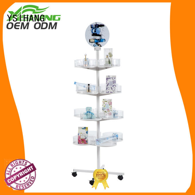 rotating metal headphone stand store YSIHANG company