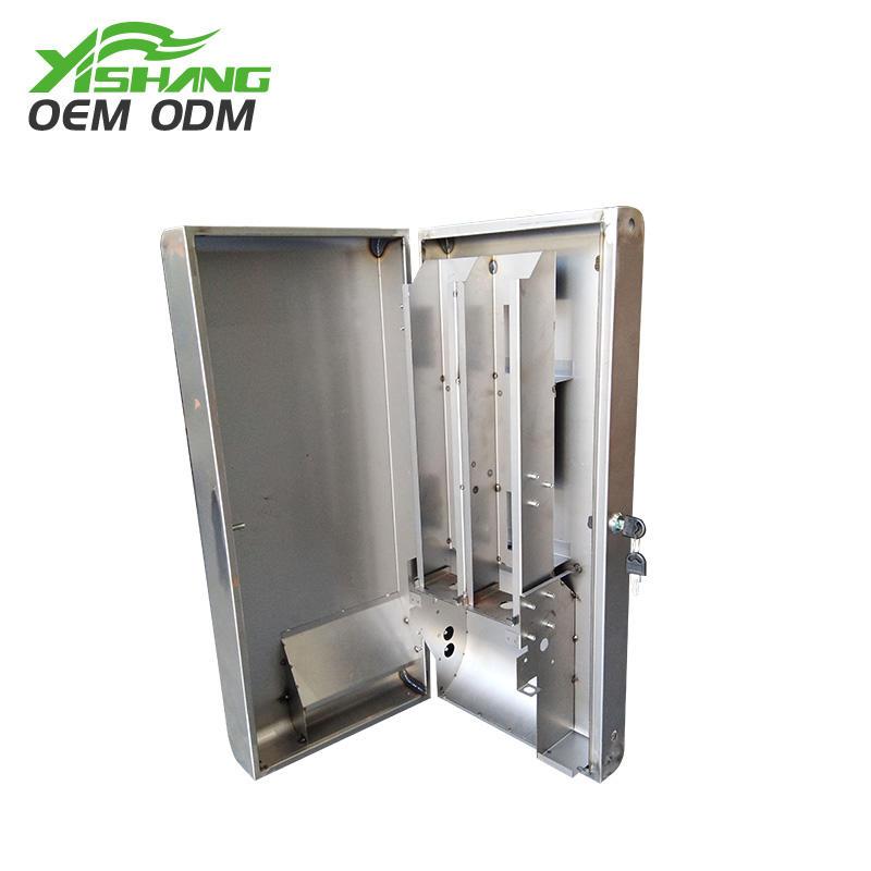 YISHANG -Professional Aluminum Enclosure Stainless Steel Enclosure Manufacture