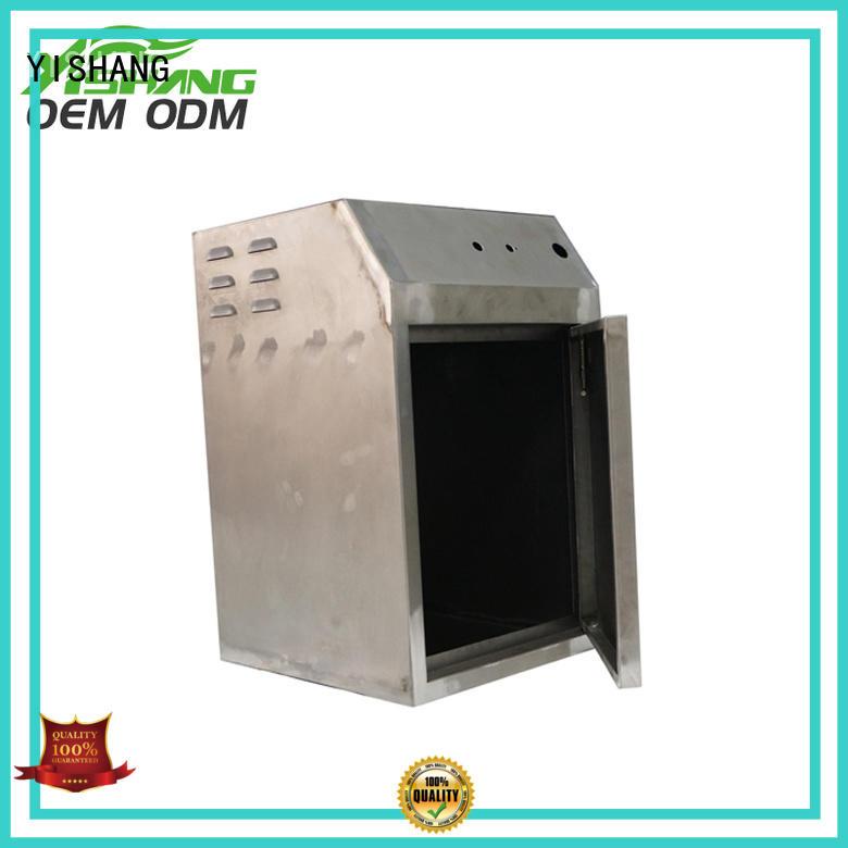 stainless steel enclosure metal metal enclosure YISHANG Brand