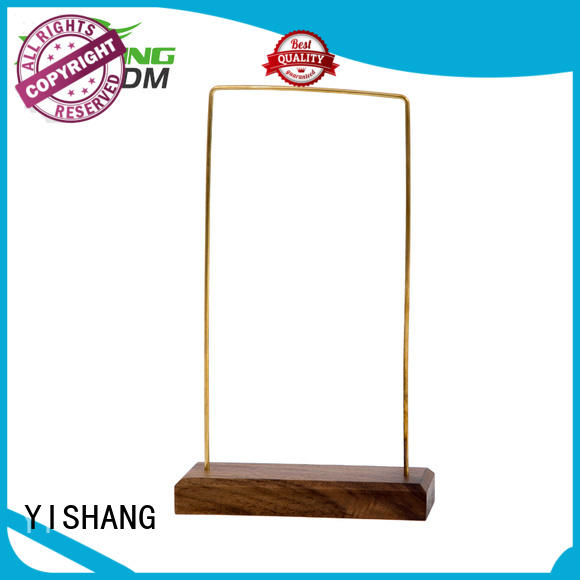 YISHANG Brand holder solid display jewelry display