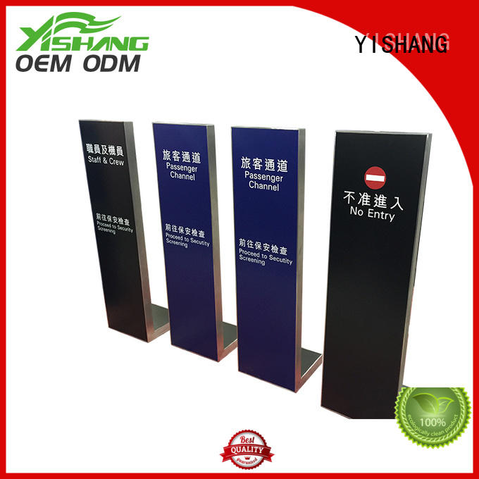 sign poster standcustomization servicefor sale