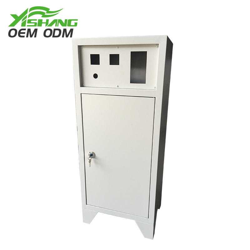 YISHANG -Best Aluminum Enclosure Custom Large Metal Enclosures Box For Elctronics