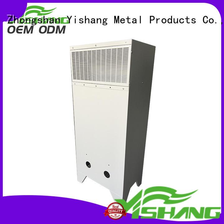 sheet metal enclosure Quality YISHANG Brand enclosure metal enclosure large