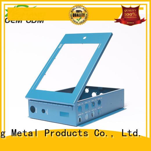 box powder small metal enclosure YISHANG Brand company