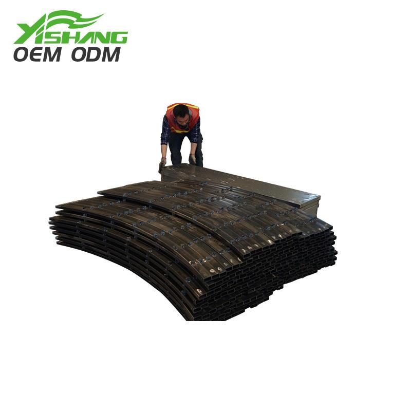 YISHANG -China Companies Offer Tube Bending Services   Custom Sheet Metal Factory-1