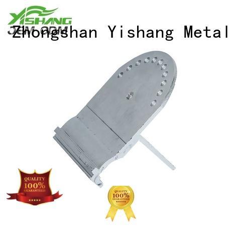 YISHANG buy metal parts or precision