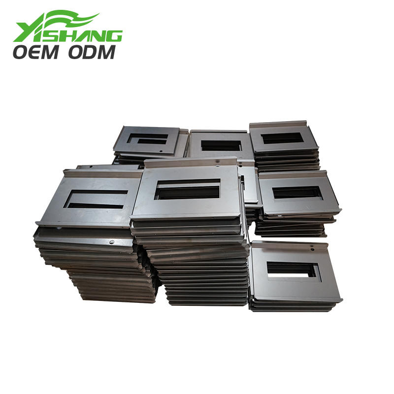 YISHANG -Custom Sheet Metal Precision Sheet Metal Stamping Blanks Manufacturers