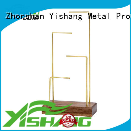 Wholesale solid jewelry displays wholesale wood YSIHANG Brand