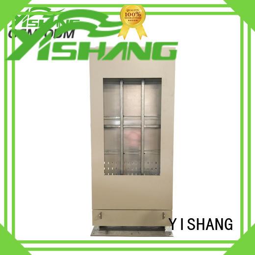 YISHANG rectangle exterior enclosure box shell for shopping mall
